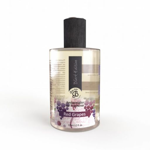 Boles d'olor - Spray Black Edition - 100 ml - Red Grapes (Rode Duiven)