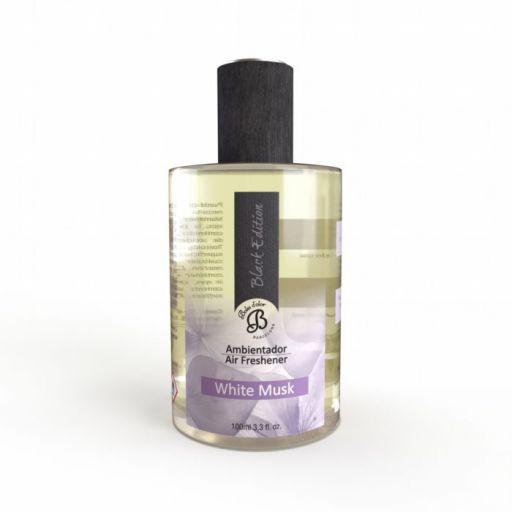 Boles d'olor - Spray Black Edition - 100 ml - White Musk (Witte Musk)