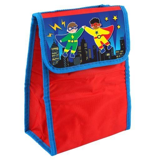 Cool Lunch Bags - koeltasje - Superheroes (superhelden)