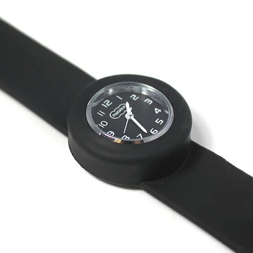 PopWatches - horloge- Zwart