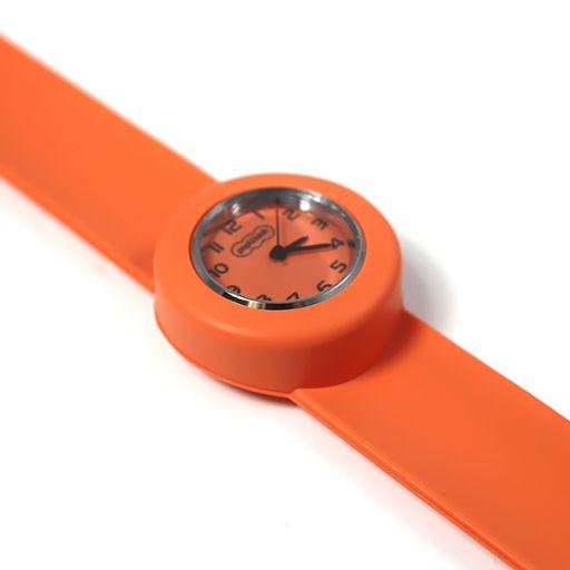 PopWatches - horloge- Oranje
