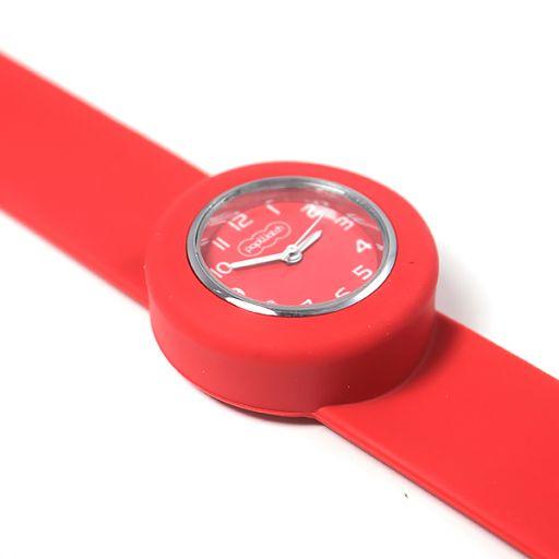 PopWatches - horloge- Rood (PopWatches