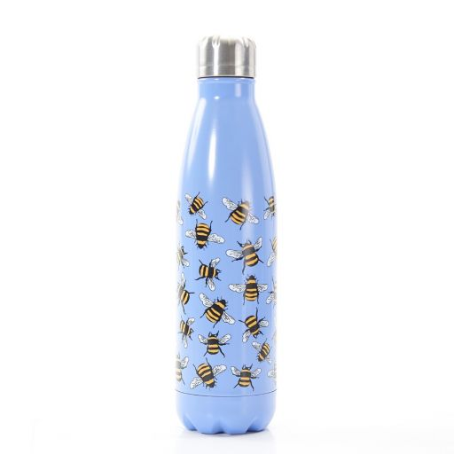 Eco Chic - The Bottle Thermosfles - T02 - Blue Bee