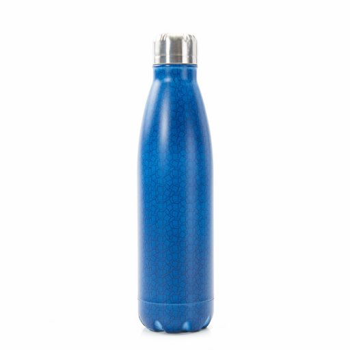 Eco Chic - The Bottle Thermosfles - T08 - Disrupted Cubes