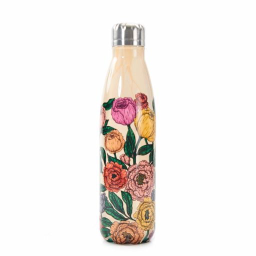 Eco Chic - The Bottle Thermosfles - T13 - Peonies