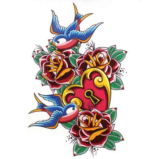 Temporary Tattoo 40
