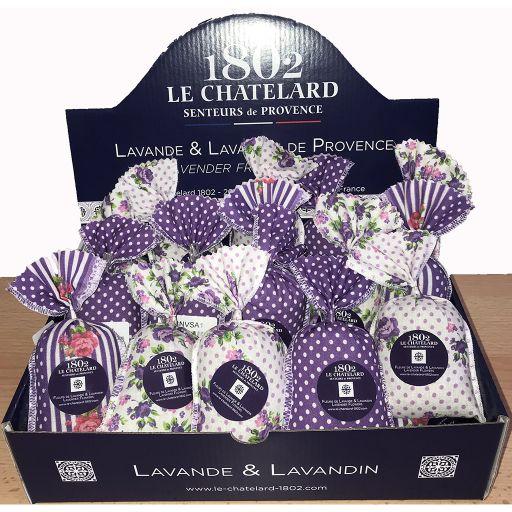 Le Chatelard 1802 - LBNVSA1 - Geurbuideltje - Classic - Lavande