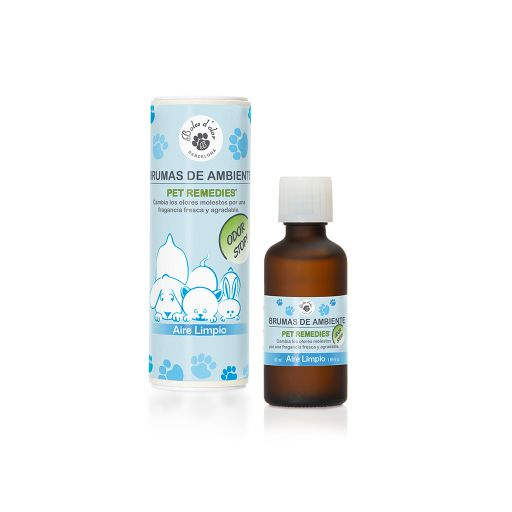 Fresh Linen (Aire Limpio) - Pet Remedies - geurolie 50 ml