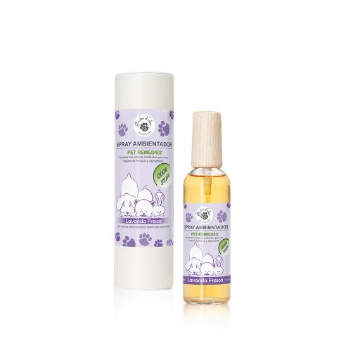 Fresh Lavender (Lavanda Fresca) - Pet Remedies Room spray
