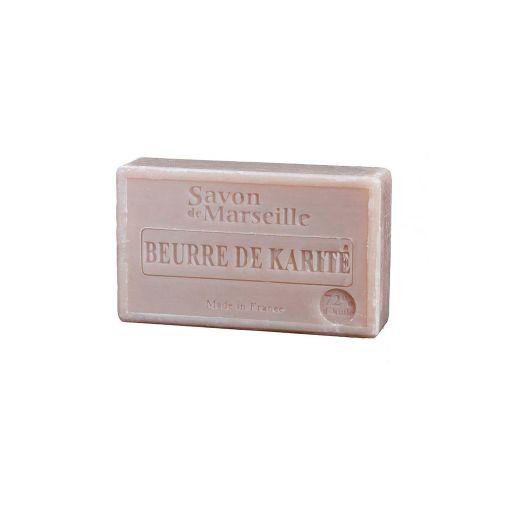 Le Chatelard 1802 - Zeep - SAVR100-005 - rechthoek - Shea Butter 100 gram