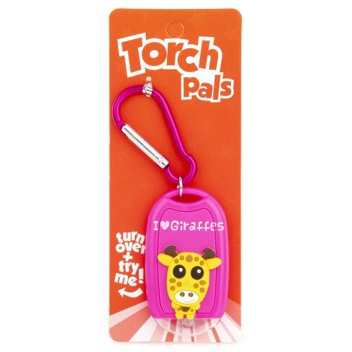 Torch Pal - TP1 - I ♥ Giraffes