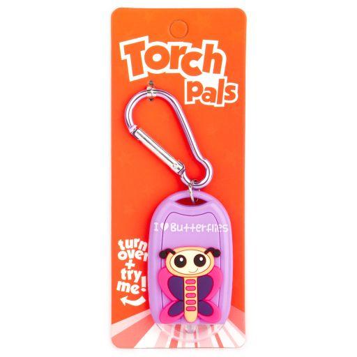 Torch Pal - TP4 - I ♥ Butterflies