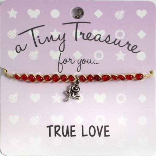 Tiny Treasure armband - True Love