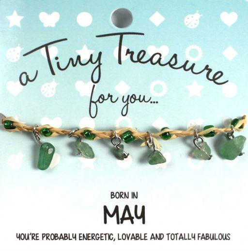 Tiny Treasure armband mei