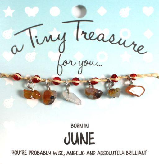 Tiny Treasure armband junil