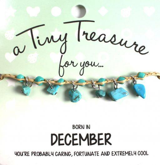 Tiny Treasure armband december