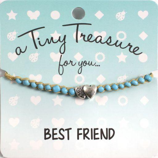 Tiny Trease armband - Best Friend