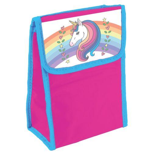 Cool Lunch Bags - koeltasje - Unicorn (hoofd)