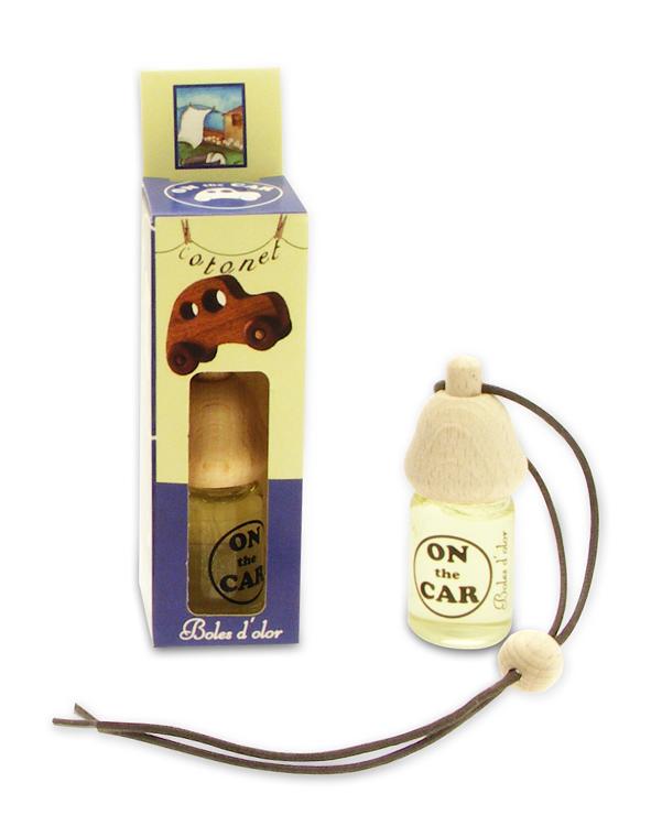 Boles d'olor - On the car - autoparfum